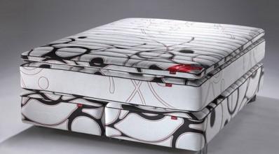 Купить Континентальной кровати ЧЕРНЫЙ Multipocket Sensity