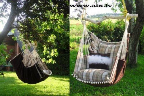Купить Гамак-кресло для дома и сада, для отдыха и интерера