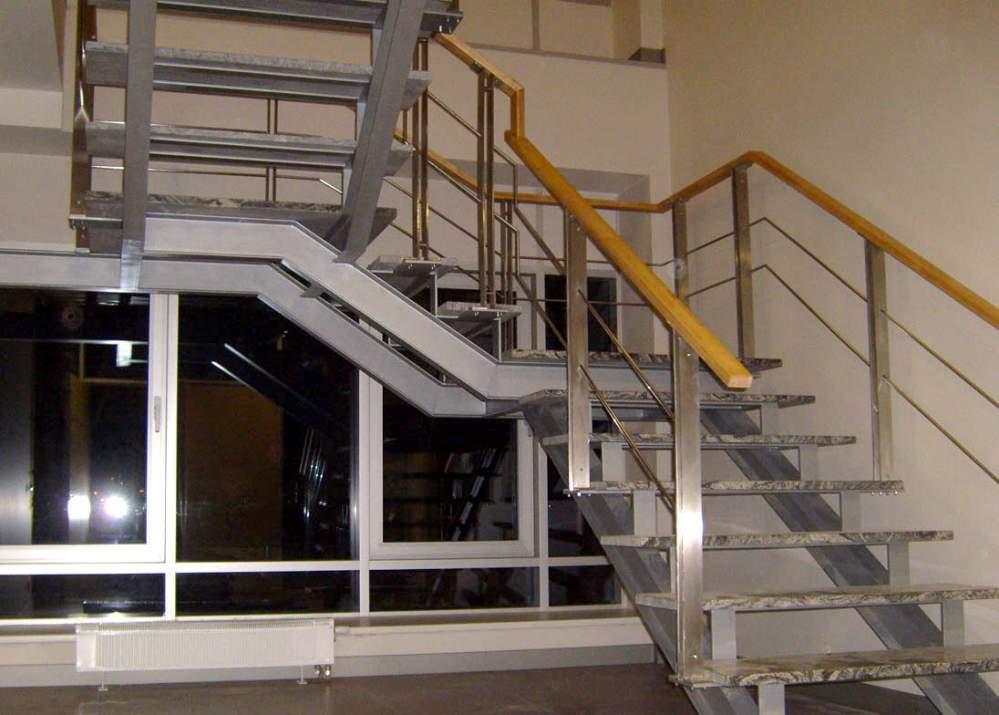 Купить Лестницы металлические