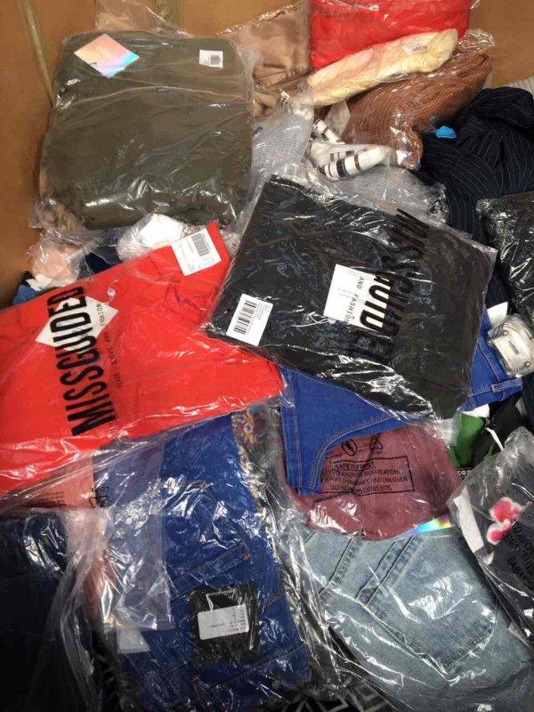 Купить Сток одежды английских и европейский брендов.