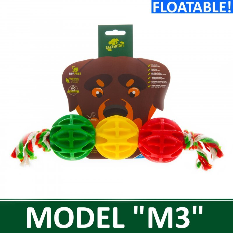 """Купить Игрушка для собак Baxter Toys. Модель """"M3"""""""