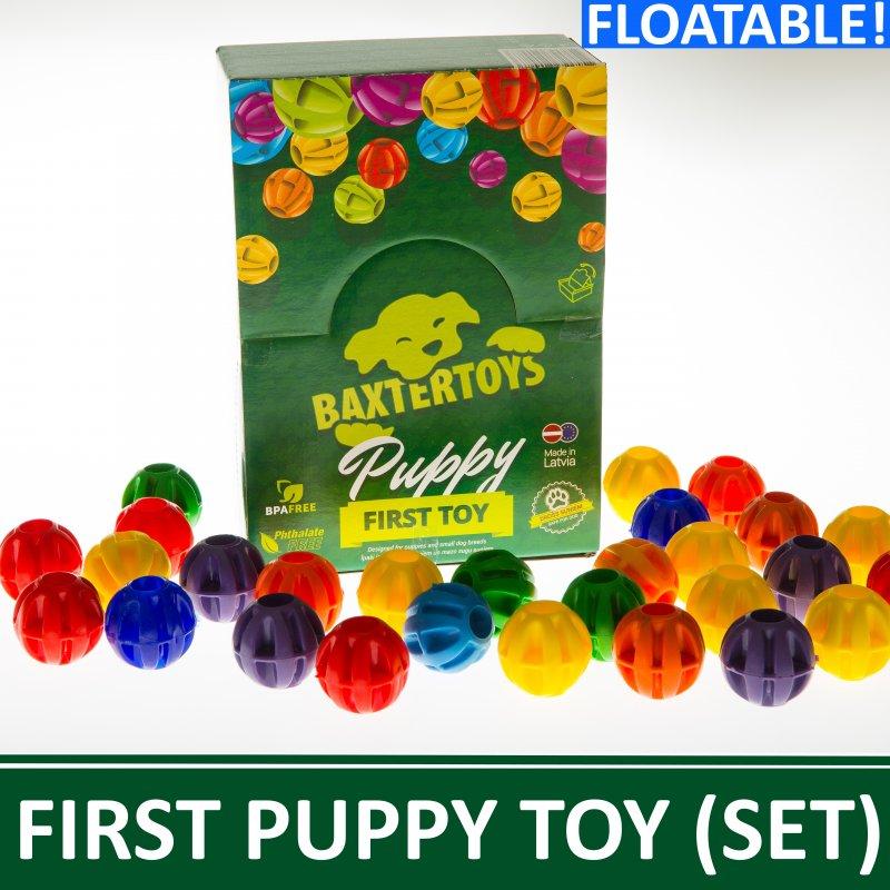Купить Набор цветных мячиков (50 шт)