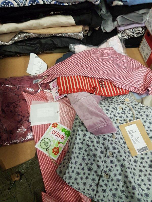 Купить Сток детской одежды WHEAT