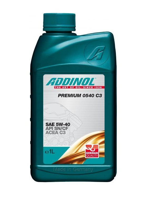 Купить Моторные масла Premium 0540 C3