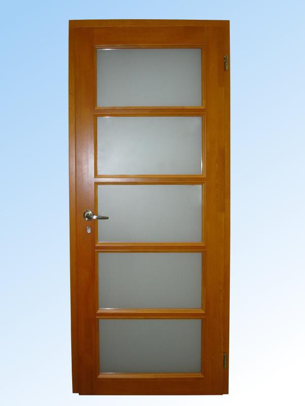 Купить Двери из массивного дерева