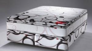 Континентальной кровати  ЧЕРНЫЙ Multipocket