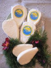 Белый сыр Lazdonas фермер
