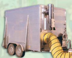 Теплогенератор контейнерного типа