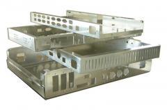 Металлические корпуса для аппаратуры