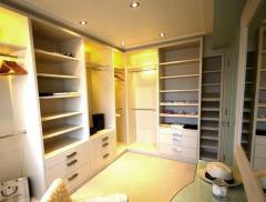 Гардеробные шкафы, комнаты, шкафы-купе