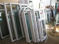 Окна нестандартные - производство, монтаж
