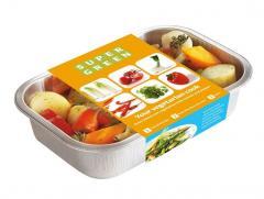 Алюминиевая упаковка для пищевых продуктов