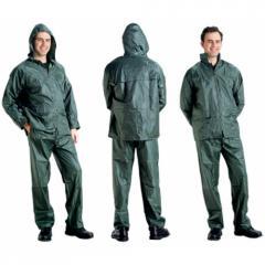 Одежда водонепроницаемая