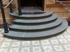 Ступени бетонные сборные