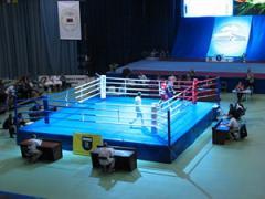Настилы боксерских рингов