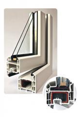 Пластиковые окна из профиля Brugmann (Германия)