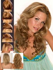 Комплект для домашнего наращивания волос