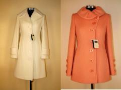 Пальто и полупальто женские