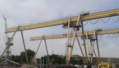 Cranes portal small