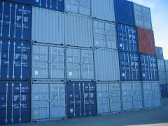 Морской контейнер 20'DV (6x2.5 m)