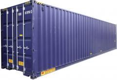 Новый морской контейнер 40' DD HC (двери с друх сторон)