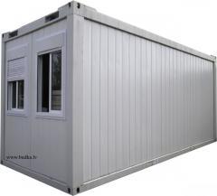 Офисный контейнер (6 х 2.5 м)