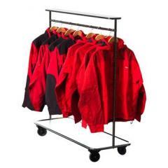 Передвижной стенд для одежды