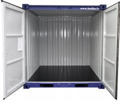 8-ми футовый складской контейнер