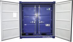 10-ти футовый складской блок-контейнер