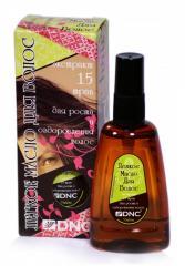 Легкое масло для волос. Экстракт 15 трав для роста и оздоровления волос
