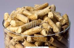Granules fuel (pellets) for export