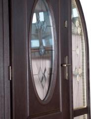 Композитная входная дверь