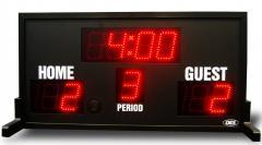 Табло спортивное, переносное, универсальное - YourScore для баскетбола, гандбола, волейбола, бейсбола, футбола, хоккея, хоккея на траве и др. командных игр.