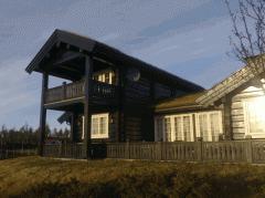 Дом из сруба.Каркасы бревенчатых домов, срубной постройки норвежского типа