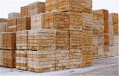 Тарная доска из целого ряда древесных пород, включая сосну, ель, ольху, осину и березу - в большом диапазоне размеров и длин