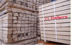 ОБРЕЗНАЯ доска: Используются хвойные породы древесины: сосна или ель