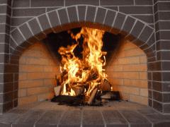 Древесный уголь - топливо для мангалов, каминов и барбекю