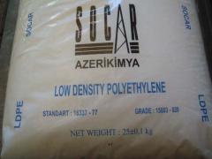 Полиэтилен высокого давления ПВД 158 марки LDPE