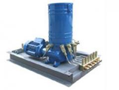 Агрегат для многолинейной смазки