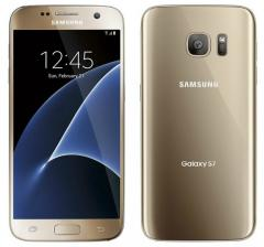 Factory unlocked samsung galaxy s7 edge sm-g938a 32gb gold platinum