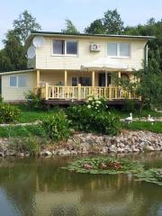Продается готовый бизнес - комплекс отдыха для любительского и спортивного рыболовства.