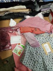 Сток детской одежды WHEAT