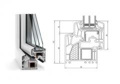 Пластиковые окна из немецкого профиля Veka