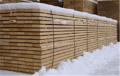Строительные пиломатериалы (каркассинг) преимущественно сосны и ели с размерами от 22 x 75мм до 300 x 300мм.