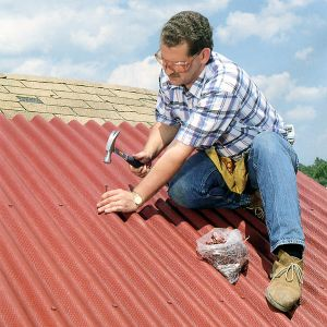 Заказать Ремонт крыши и восстановление