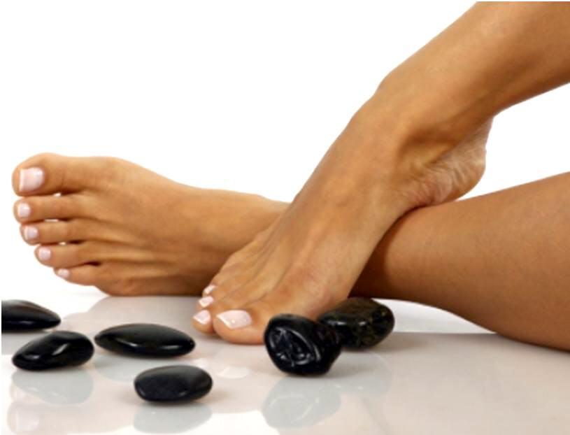 Заказать СПА процедуры для ног