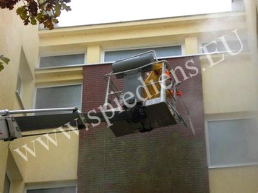 Заказать Мойка и очистка фасадов