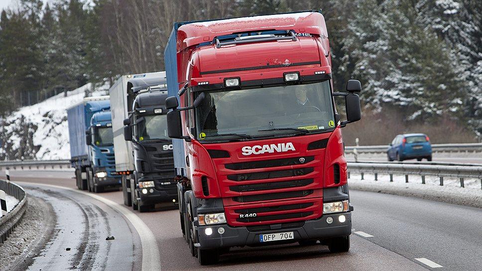 Заказать Международные грузоперевозки автотранспортом