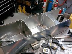 Ремонт алюминиевых топливных баков