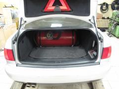 Установка газовых приборов на автомобиль
